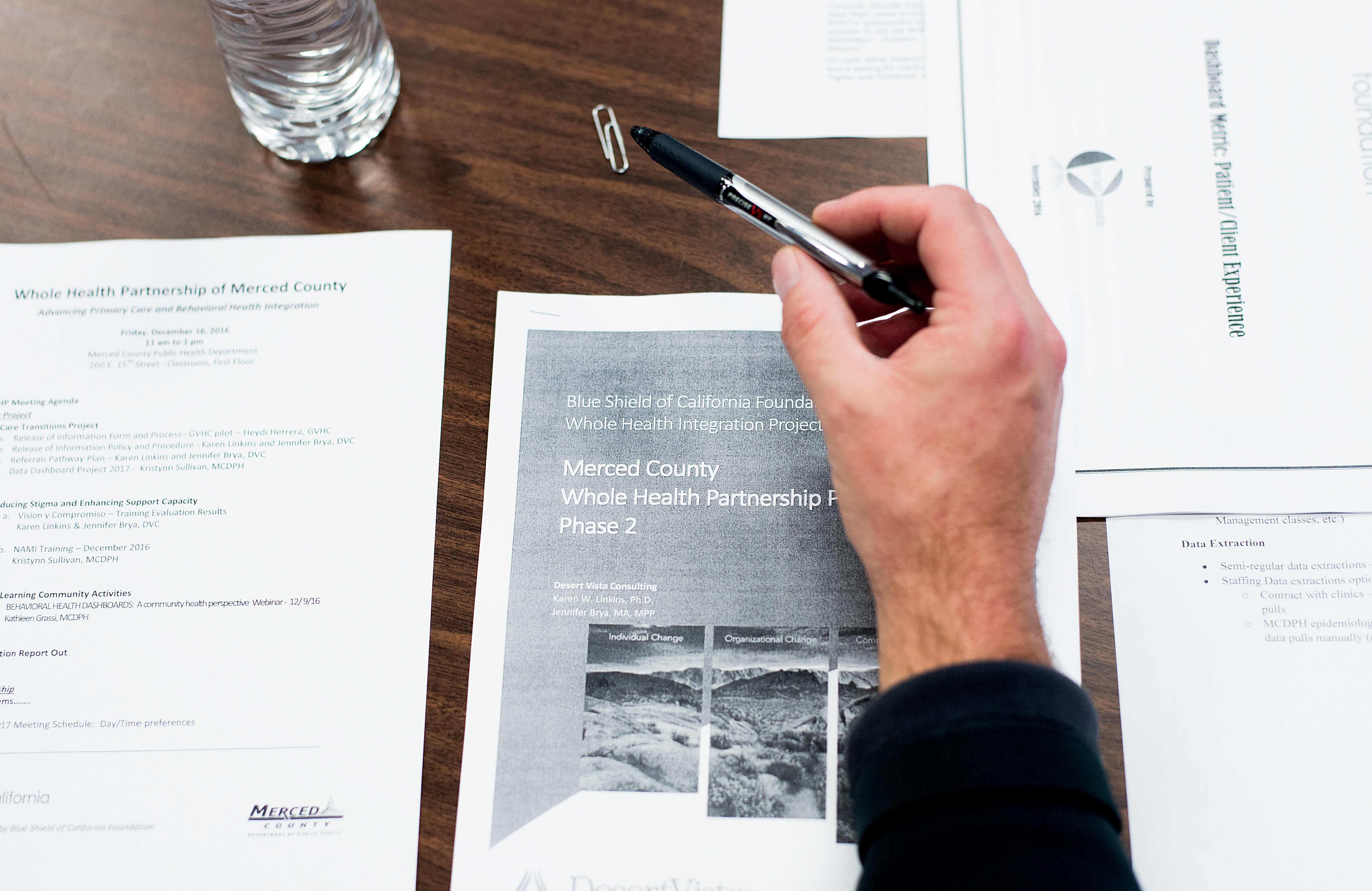 Merced County Collaborative Blue Shield Of California Foundation