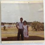 Carolyn Wang Kong's parents