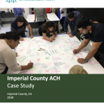 Cover of report of Imperial CA Case Study