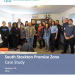 Cover of South Stockton case study