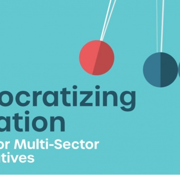 Cover image for Democratizing Valuation Report